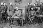 Arthur (Tahur) Mas visita EEUU para pedir apoyo para la independencia de Cataluña el 150 aniversario de la rendicion de Lee que ponia fin a la guerra de secesión de EEUU