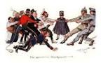 Hace 100 años, Italia vende a sus aliados alemanes y austriacos. Tratado secreto de Londres