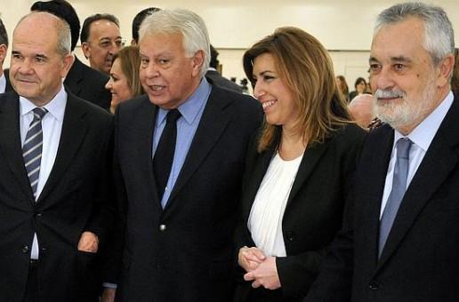 González nunca habría aceptado sacrificar a Chaves y Griñán para gobernar en Andalucía. El ansia de mandar